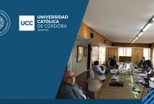 Acuerdo Específico de Colaboración entre la Facultad de Derecho y Ciencias Sociales de la Universidad Católica de Córdoba y el Colegio de Escribanos de la Provincia de Córdoba.