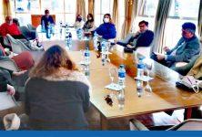 Reunión de la Junta Ejecutiva con ex Presidentes del Colegio de Escribanos de la Provincia de Córdoba