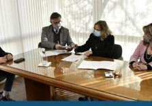 El Colegio de Escribanos de la Provincia de Córdoba firmó un convenio con el Colegio Profesional de Inmobiliarios