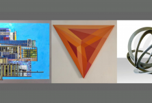 """Muestra de arte: """"Deconstruir para construir. La transformación de una experiencia"""""""