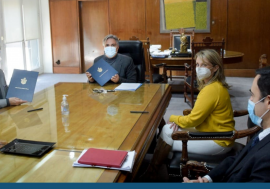 Convenio Marco entre la Municipalidad de Córdoba y el Colegio de Escribanos de la Provincia de Córdoba